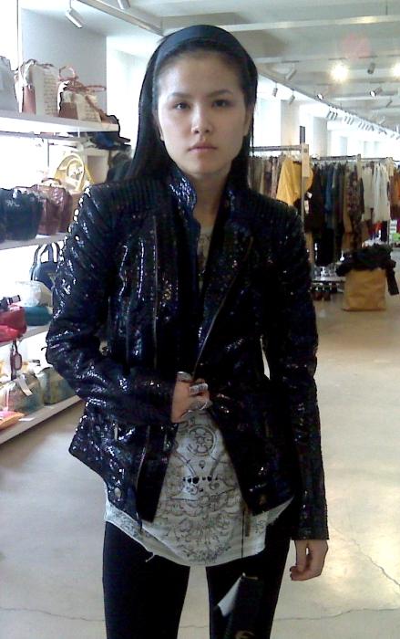 Yen jacket